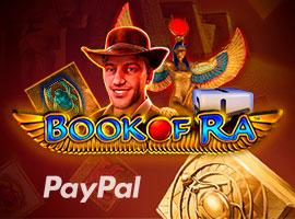 Book Of Ra Paypal